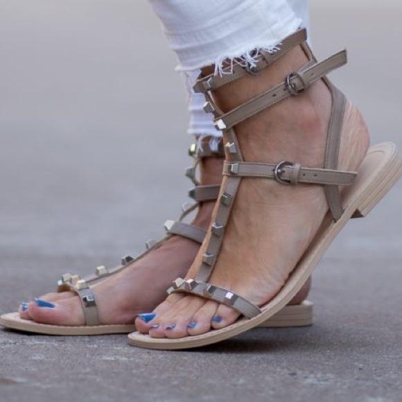 55c3f99da53 Rebecca Minkoff Georgina Gladiator Sandals. M 5a96cc0ca825a6b0f74e80b2